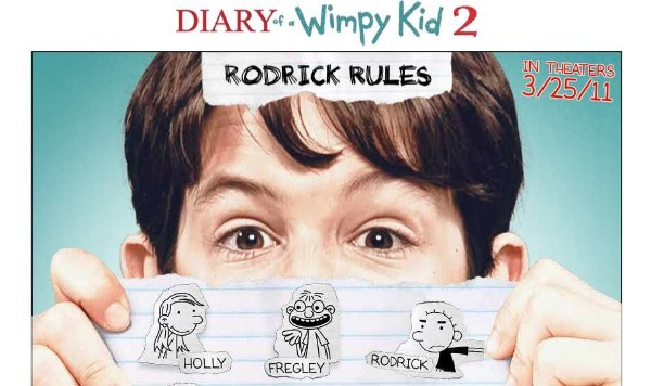 Book trailer for diary of a wimpy kid rodrick rules at the skating