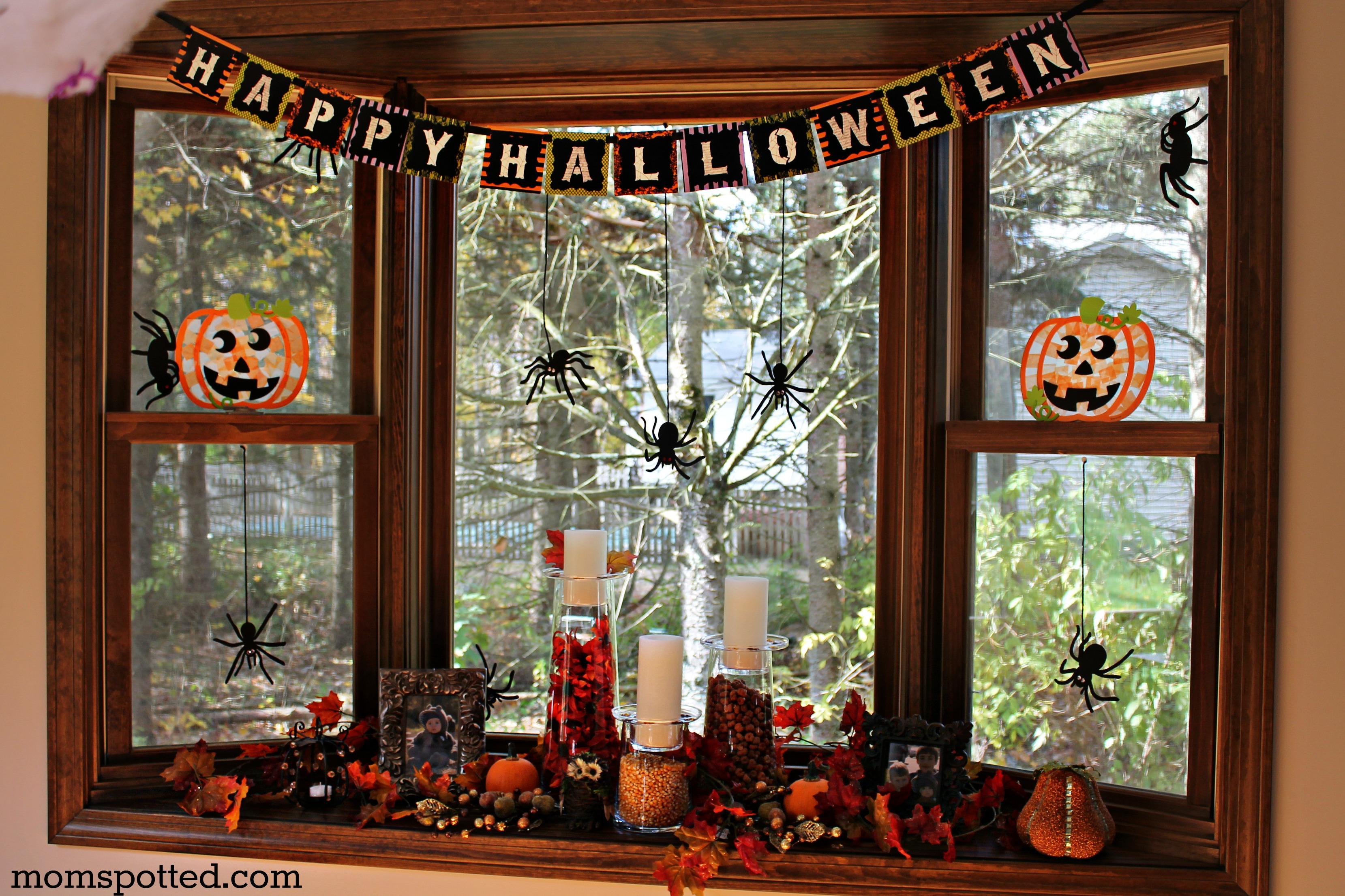 Autumn & Halloween Home Decor Ideas My Tips & Tricks Mom