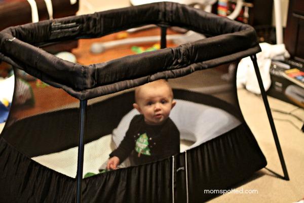 IBabyBjorn Travel Crib Light 2 #momspotted