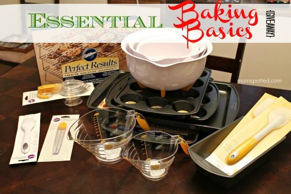 Wilton Baking Basics Giveaway