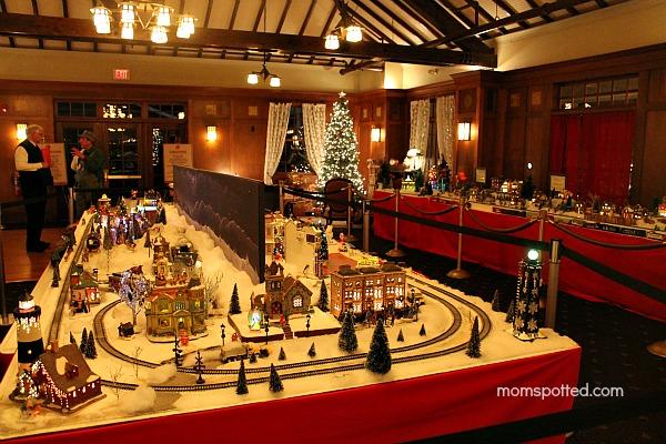 Christmas at Look Park Santa Train