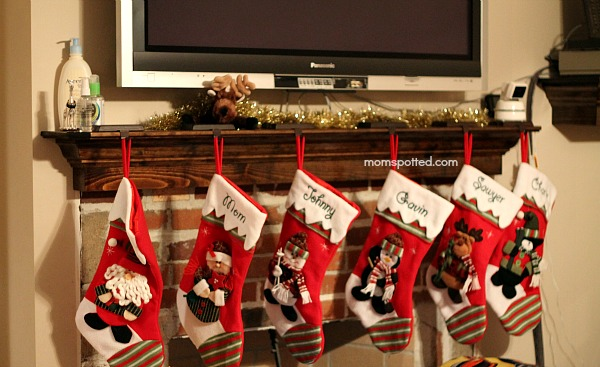 Personal Creations Family Winter Wonderland Stockings