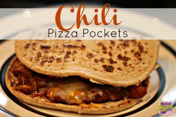Chili Pizza Pockets 1