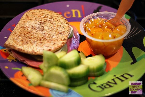 Healthy Kids Lunch Idea