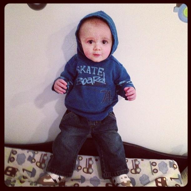 skater baby boy sawyer #momspotted