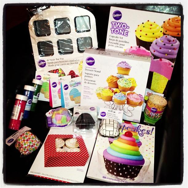 Big Wilton Cupcake Giveaway