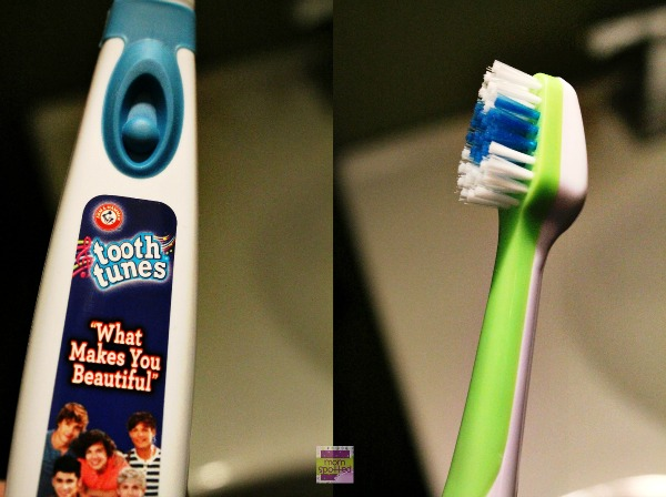 ARM & HAMMER™ Tooth Tunes™ One Direction Toothbrush a