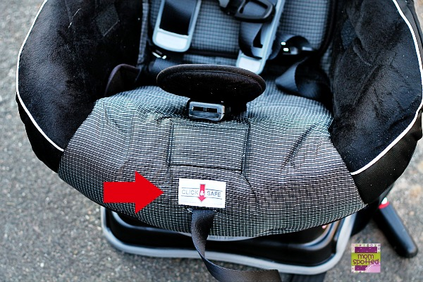 Britax Advocate 70-G3 #momspotted 4