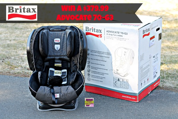 Britax Advocate 70-G3 #momspotted