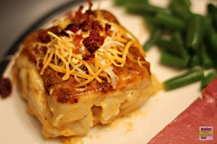 Loaded Mac & Cheese Cups with Cheddar & Bacon Kraft Fresh Take #KraftFreshTake