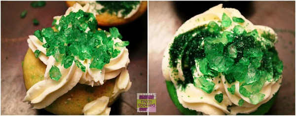 Two Toned Cupcakes a