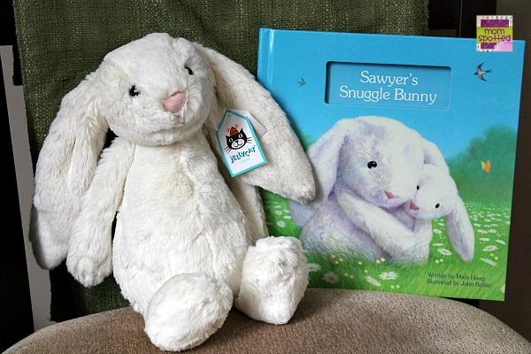 iseeme My Snuggle Bunny