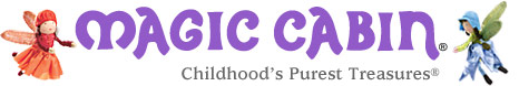 Magic cabin logo