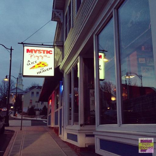 Mystic Pizza in Mystic CT