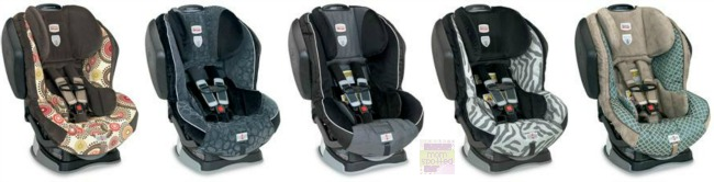 Britax Advocate 70-G3 #momspotted fabric options