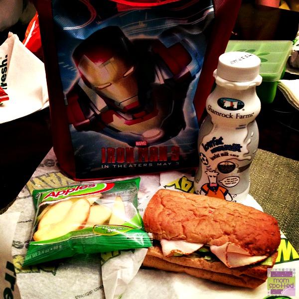 subway kids meal