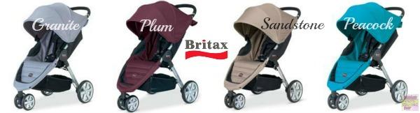 Britax Collage