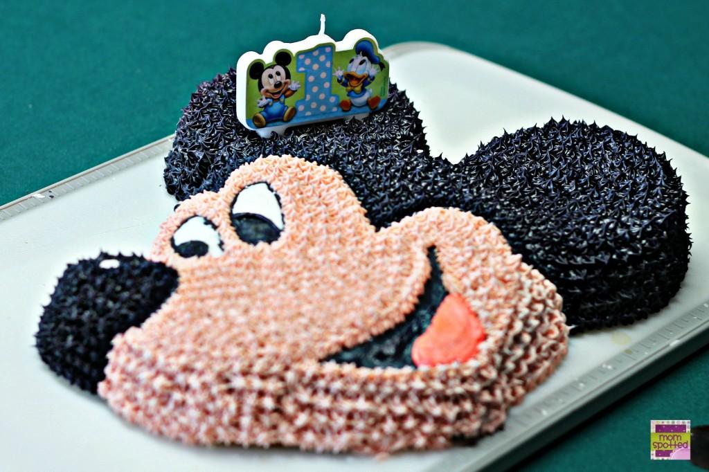 Wilton Disney Mickey Mouse Clubhouse Pan 1