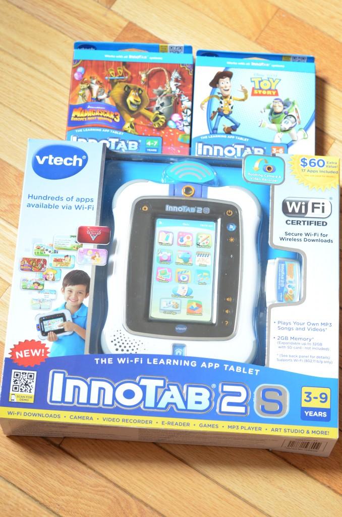 VTech InnoTab 2S Wi-Fi Learning App Tablet