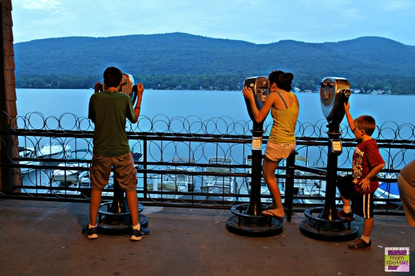Lake George Views New York
