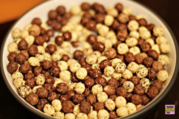 Hersheys Cookies N Creme Cereal
