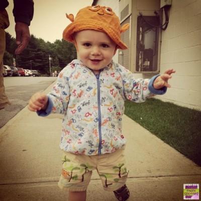 Cutest Baby Ever Crab Gymboree Puppy Zutano Sawyer James Momspotted