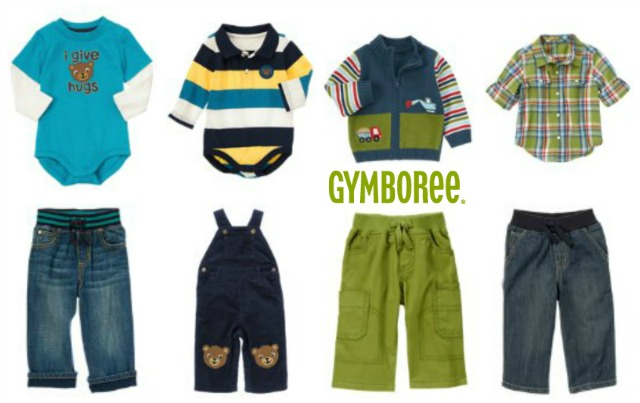 Gymboree Fall 2013 Collage