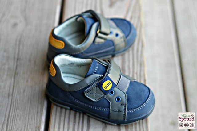 UMI Shoes Raymon Toddler Boys Shoes