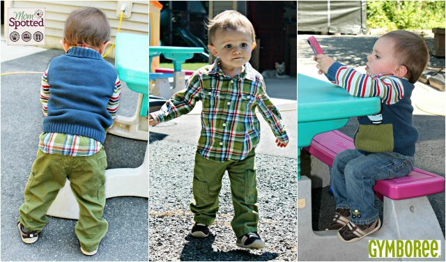 Sawyer Gymboree Fall 2013 Collection Collage