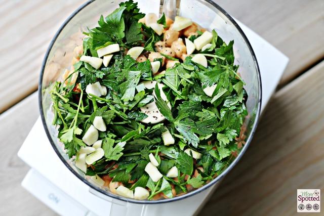 Lemon Garlic Hummas #Recipe