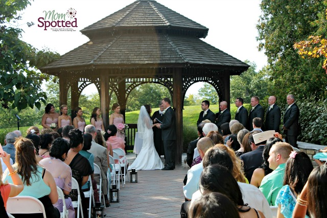 wedding in springfield, ma forest park carriage house
