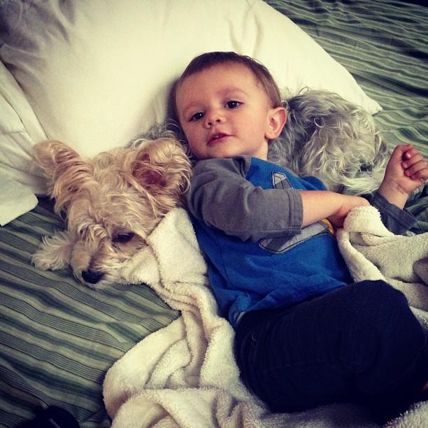 Charlie & Sawyer