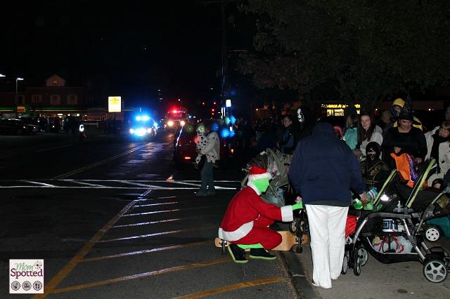 Rag Shag Halloween Parade
