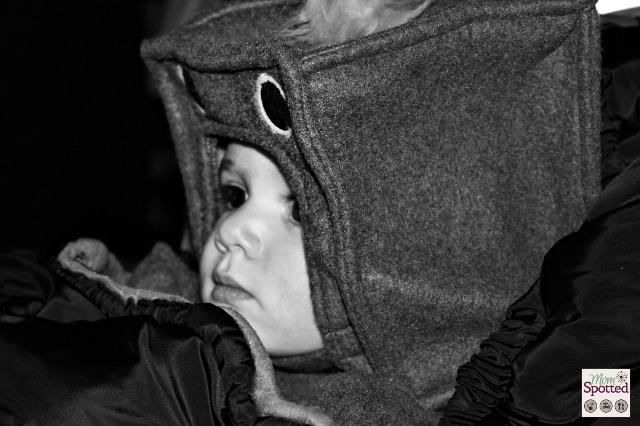 Rag Shag Halloween Parade Sawyer Robot