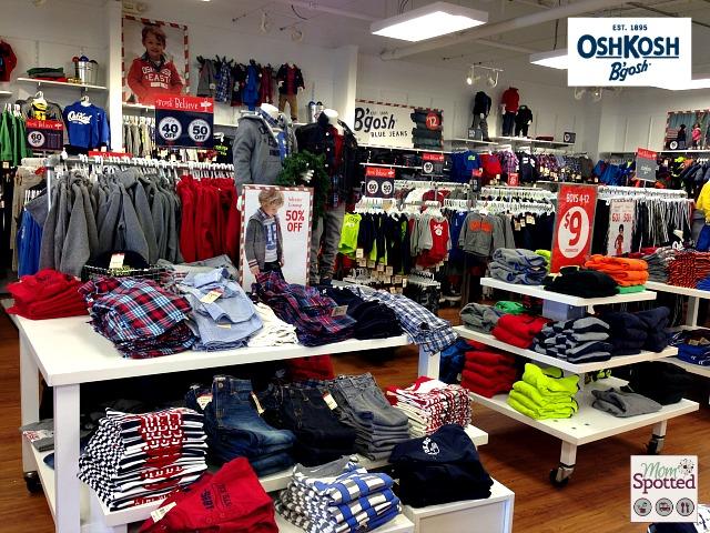 oshkosh Boys Clothing
