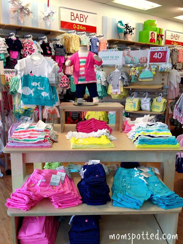 Carters Baby Girls Clothing Fashion