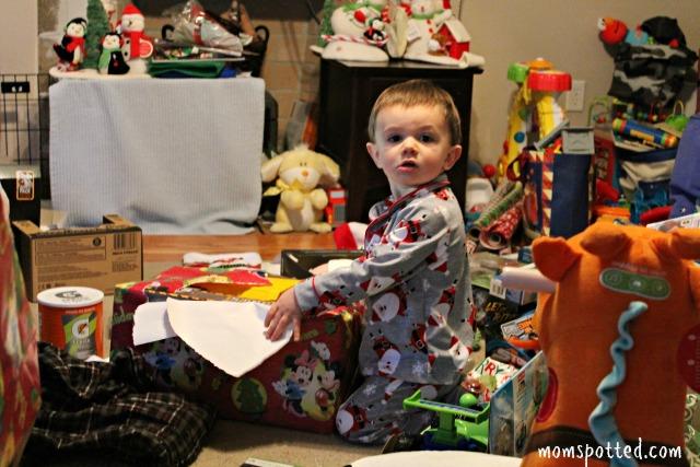 2013 Christmas Sawyer