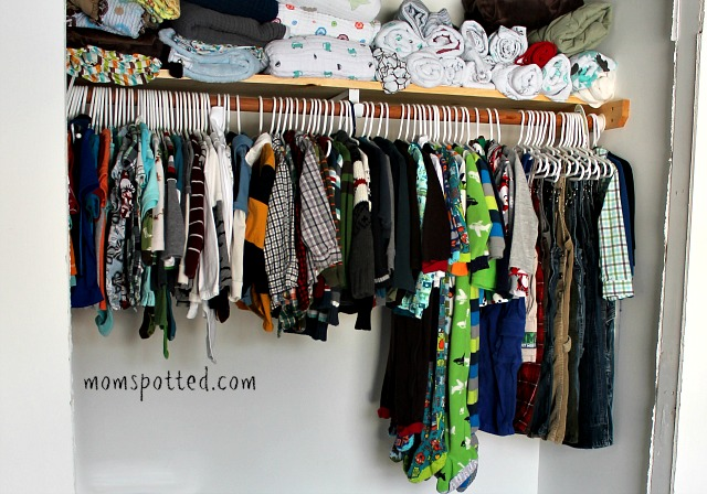 Sawyer's Closet - Hang What You Can!