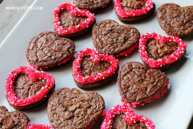 Valentine Brownies 2