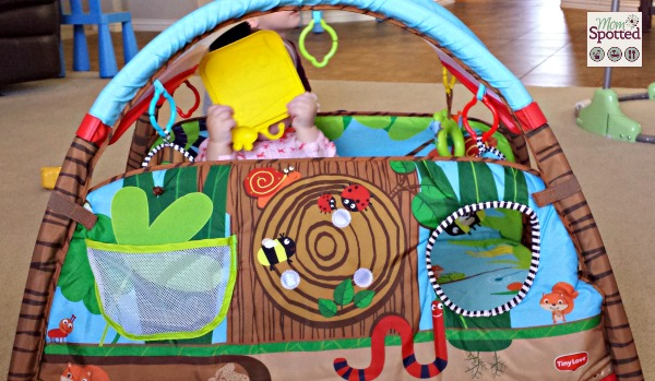 Tiny Love Gymini Developlace Play Mat