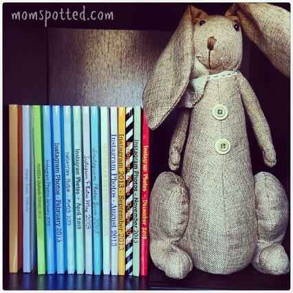 Shutterfly Instagra Photo Books #momspotted