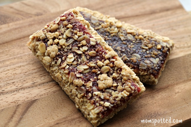 Kellogg's® Nutri-Grain® Fruit & Oat Harvest Cereal Bars