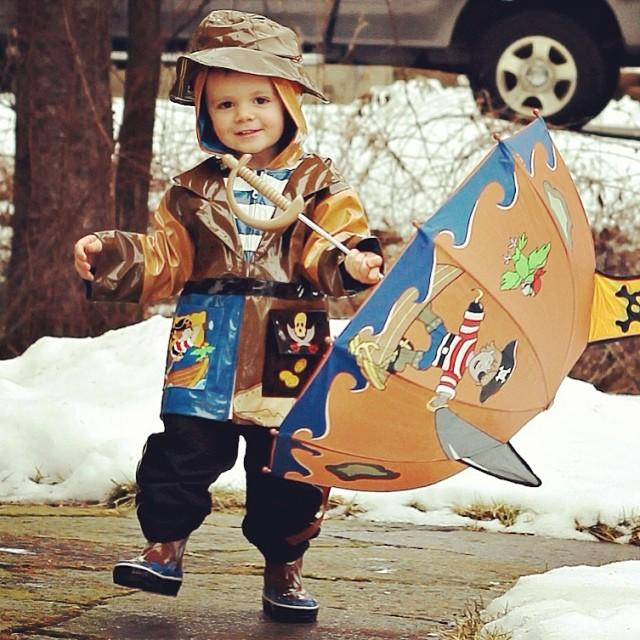 Sawyer James Kidorable Rain Gear