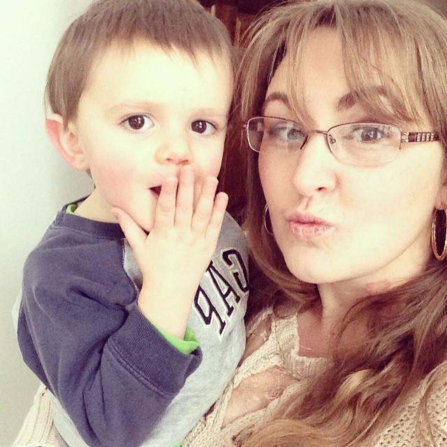 Sawyer James Mommy & me