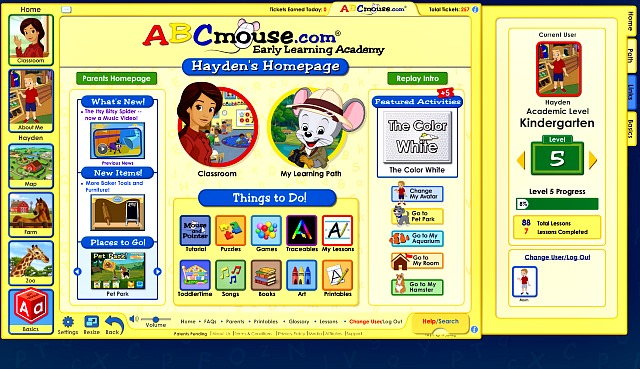 ABCmouse com Early Learning Academy {Review & One Year