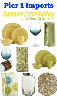 Outdoor Entertaining with Pier 1