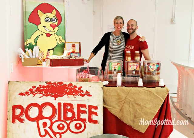Rooibee Roo Ice Tea PR at 2014 Blogger Bash in NYC