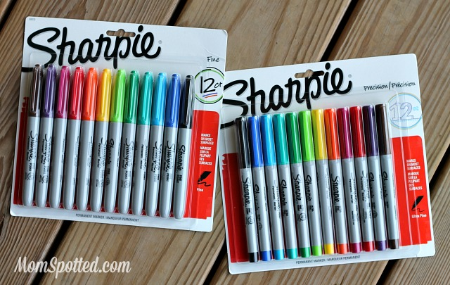 Sharpie Markers from Staples