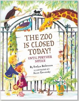 Zoo and Zoo Keeper Books
