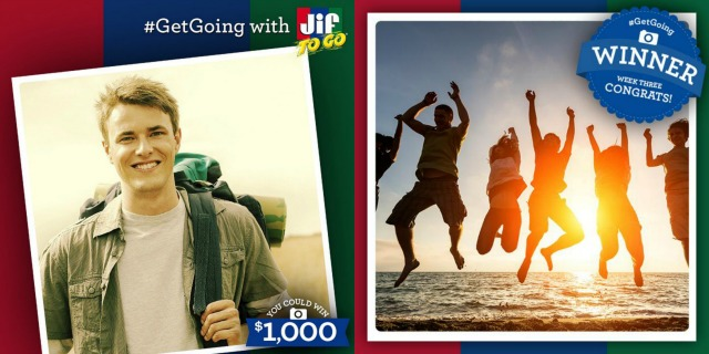Jif To Go® Dippers Collage